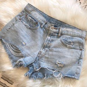 U O • BDG cutoff shorts